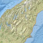 Just a short drive from Christchurch to Dunedin via Timaru and Omaru.