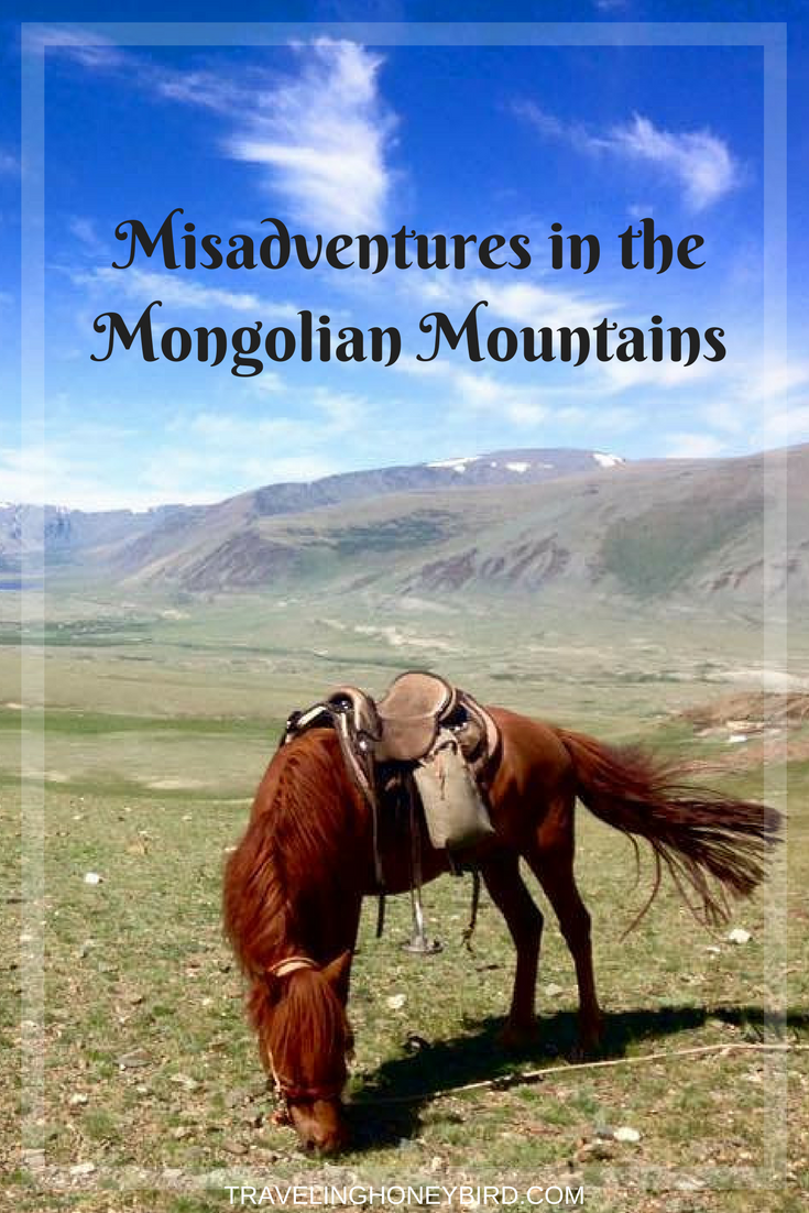 Misadventures in the Mongolian Mountains || Traveling Honeybird