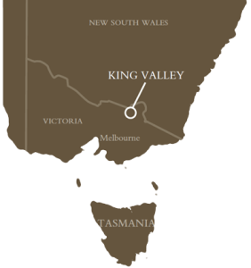 King Valley- Image from Wines of the King Valley
