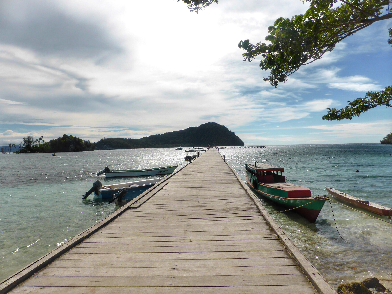 Raja Ampat- fun activities for non-divers