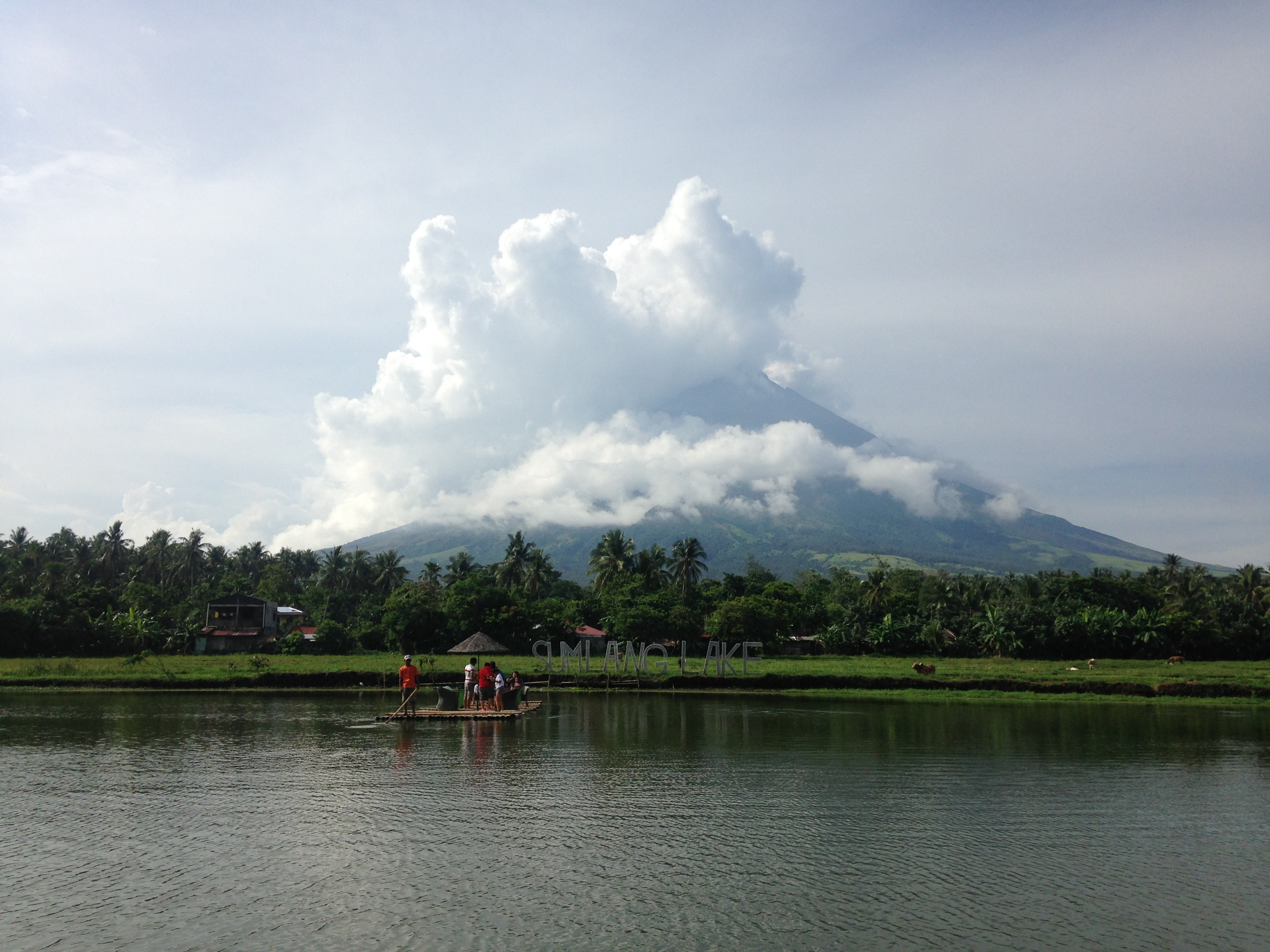 The magic of Mount Mayon