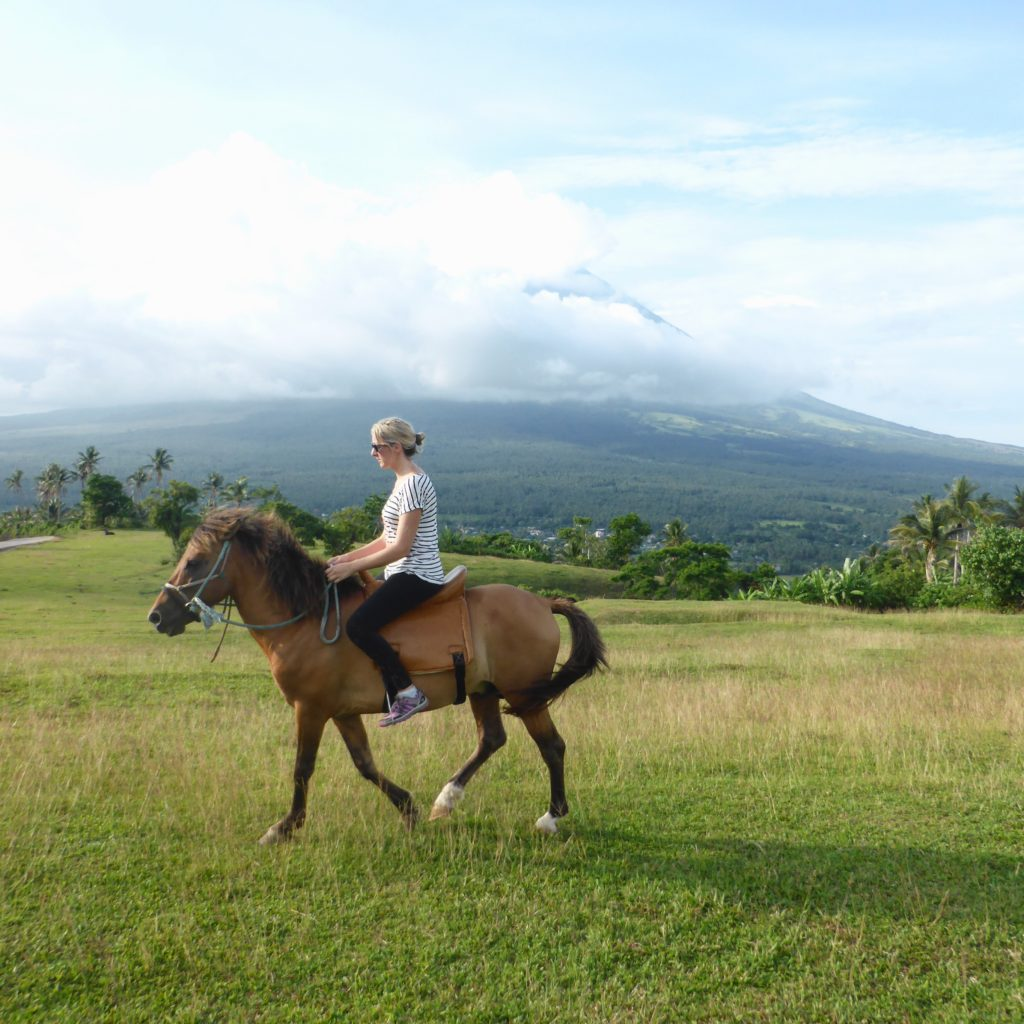 Horse riding Philippines