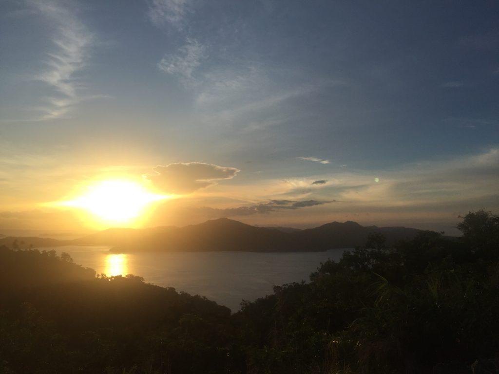 Sunrise Misibis Bay