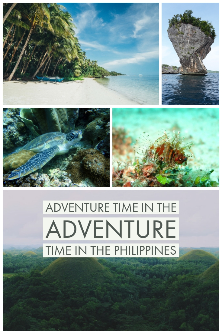 It's more fun in the Philippines. Let TravelingHoneybird show you how