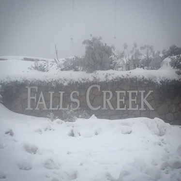 how to get to falls creek from melbourne