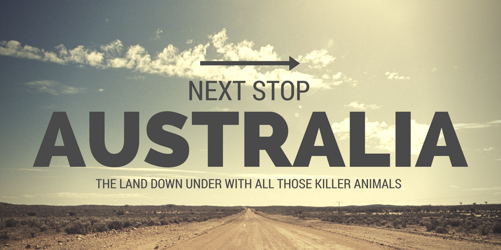 Next Stop- Adventures in Australia