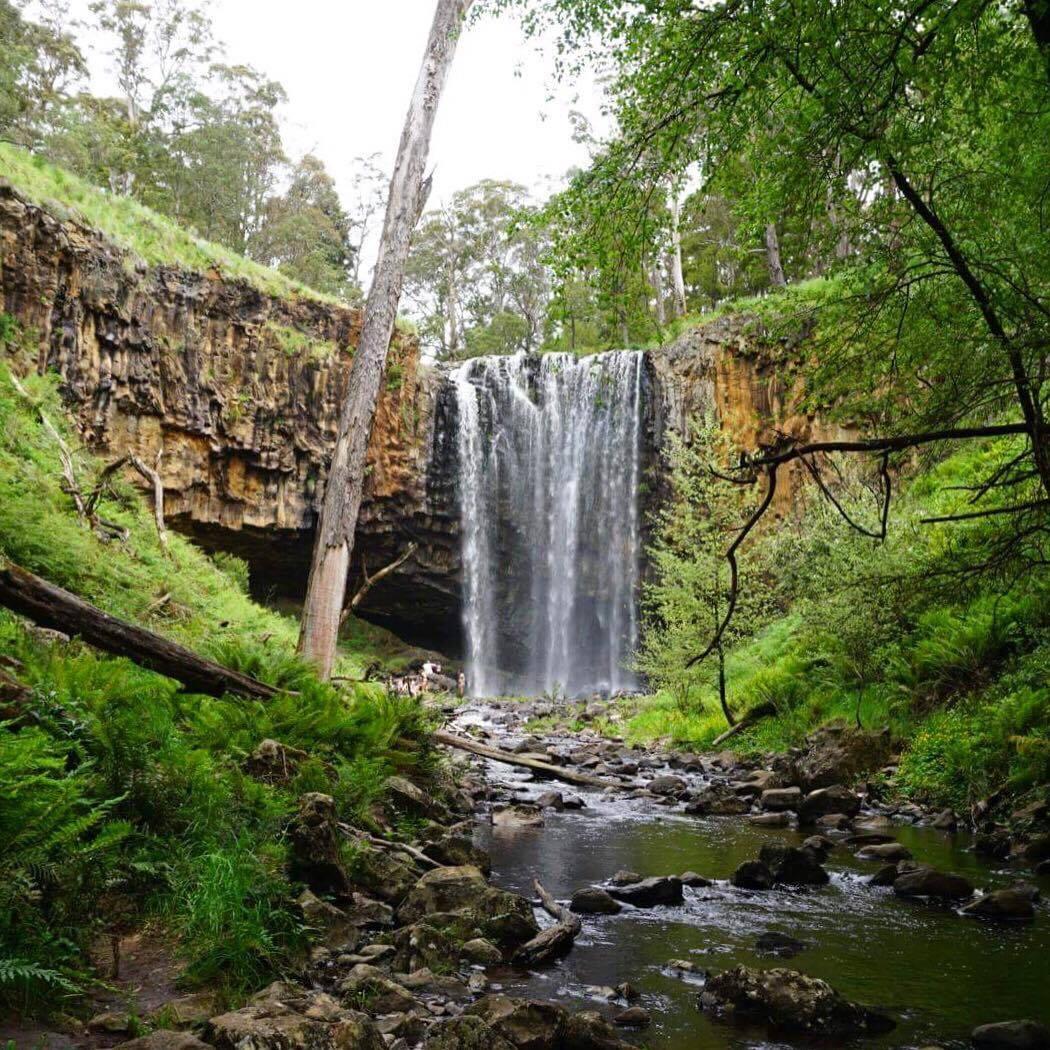 Trentham Falls Victoria