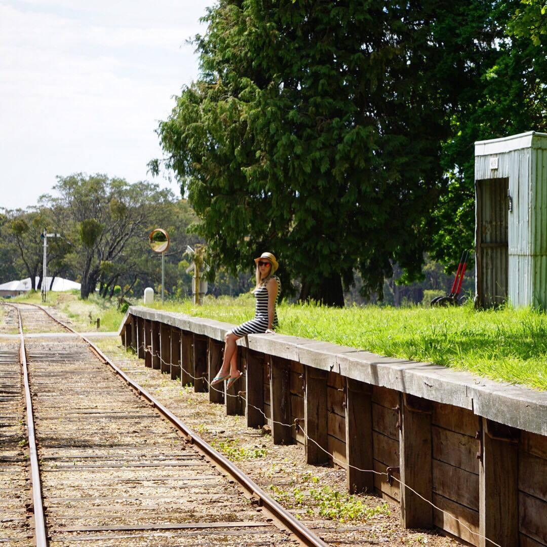 Bullarto Train Station