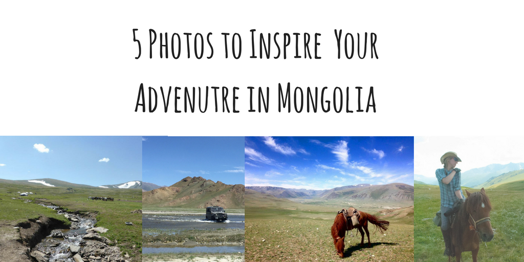 Five photos to inspire your adventure to Mongolia