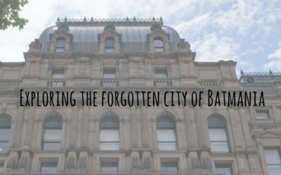 Exploring the forgotten city of Batmania