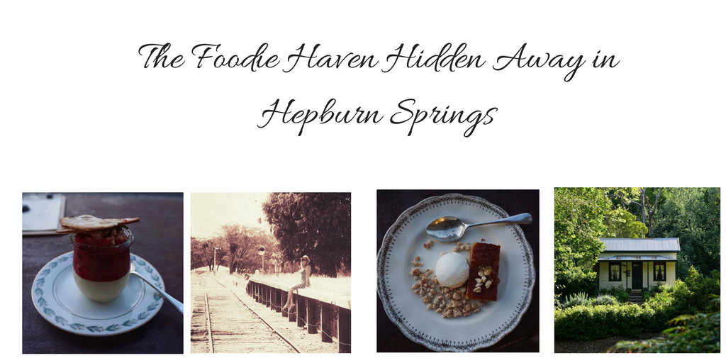Foodie Hepburn springs