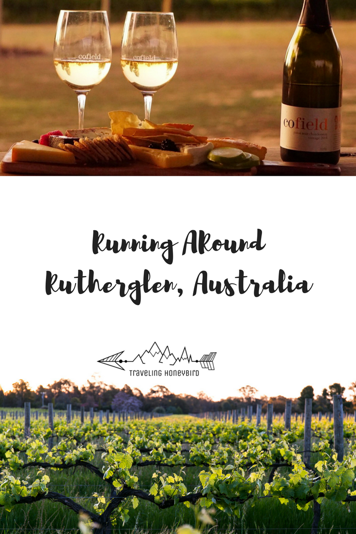 Running Around Rutherglen, Australia. Enjoy a hidden world of luxury travel