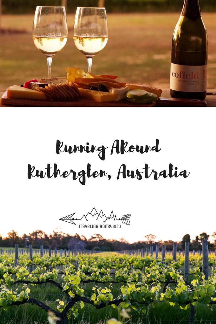 Running Around Rutherglen, Australia. Enjoy a hidden world of luxury travel