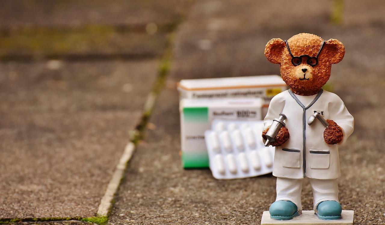 Dr Bear