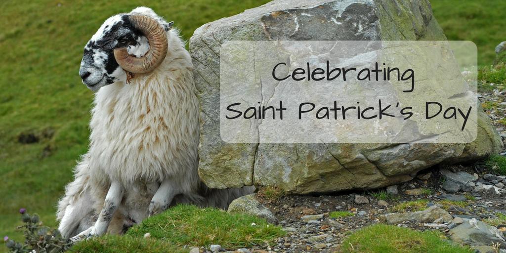 Celebrating Saint Patricks Day
