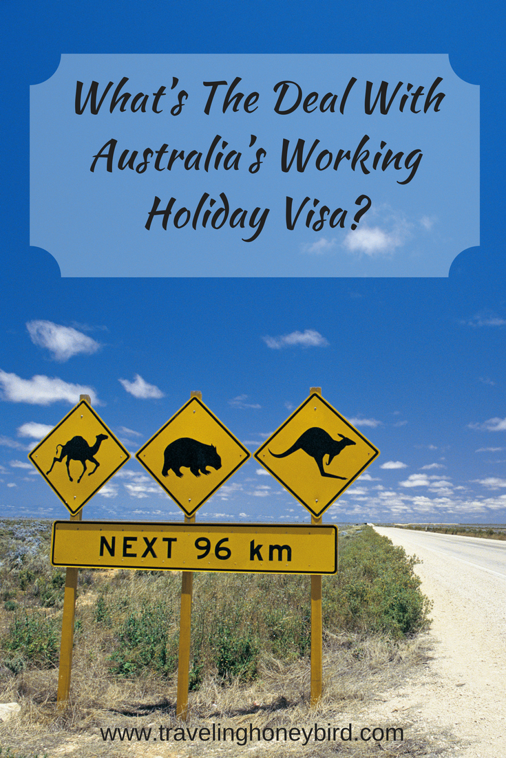 What's The Deal With Australia's Working Holiday Visa || Traveling Honeybird
