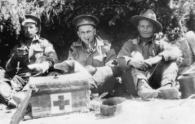 Credit : Australian War Memorial ID H15233