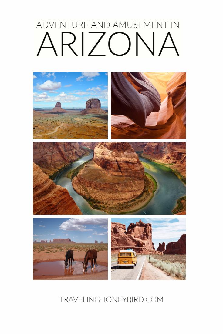 Adventure and Amusement in Arizona