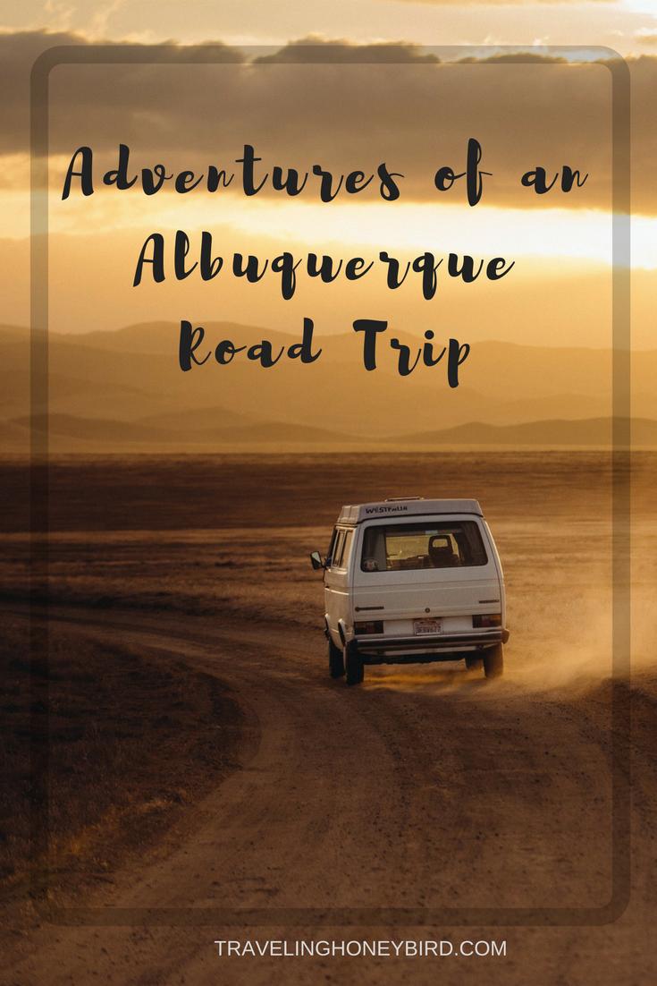 Adventures of an Albuquerque Road Trip