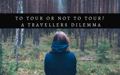 To Tour or Not To Tour? A Travellers Dilemma