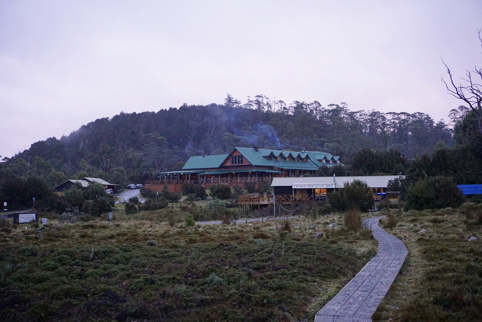 Cradle Mountain Lodge || Traveling Honeybird