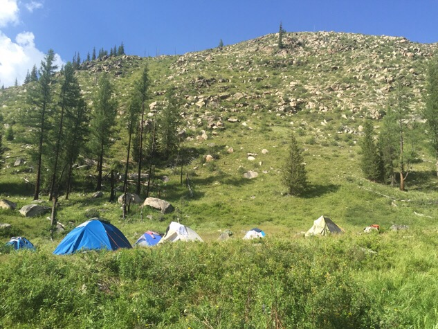 Camping in Mongolia || Traveling Honeybird