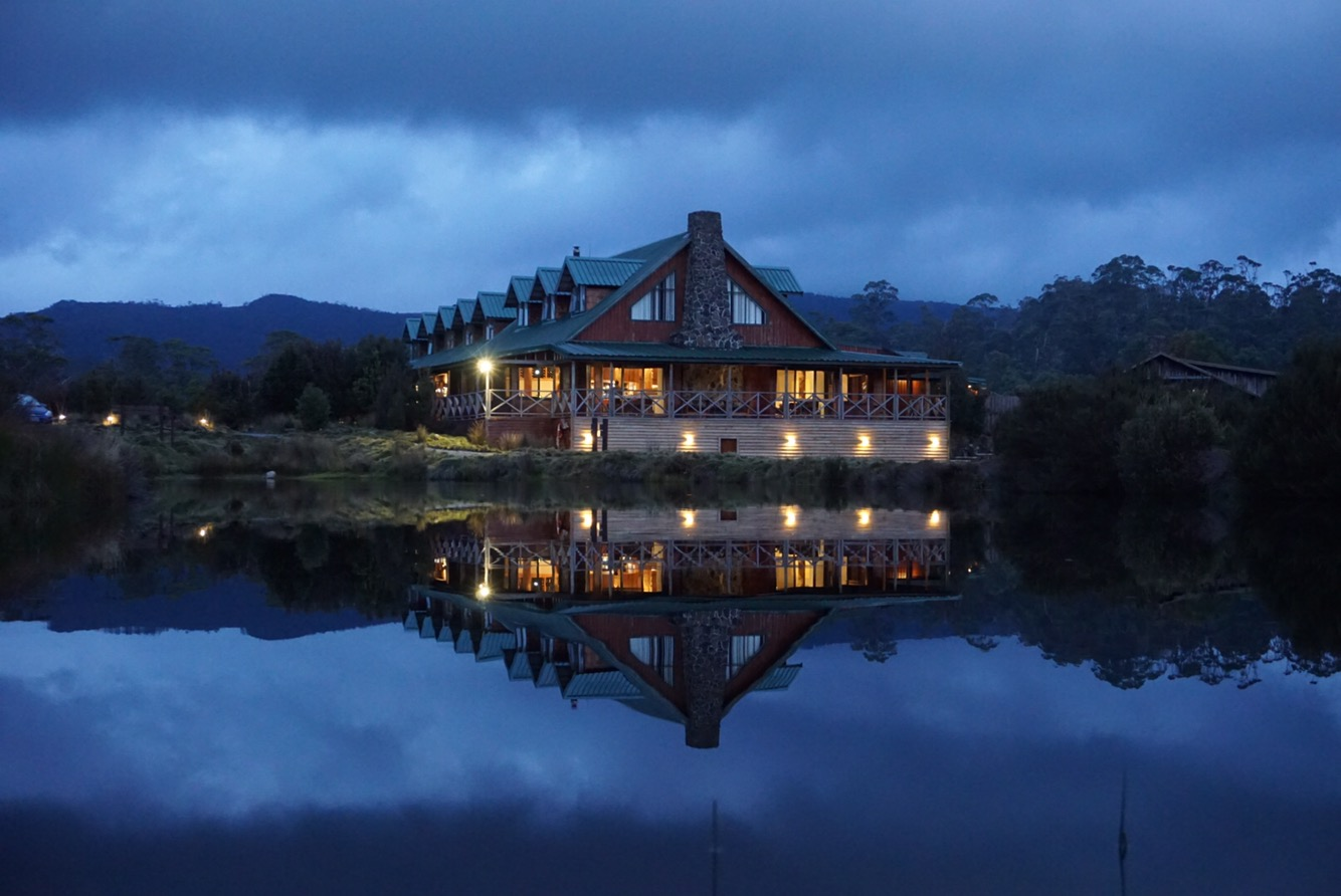 The wonders of Cradle Mountain Lodge
