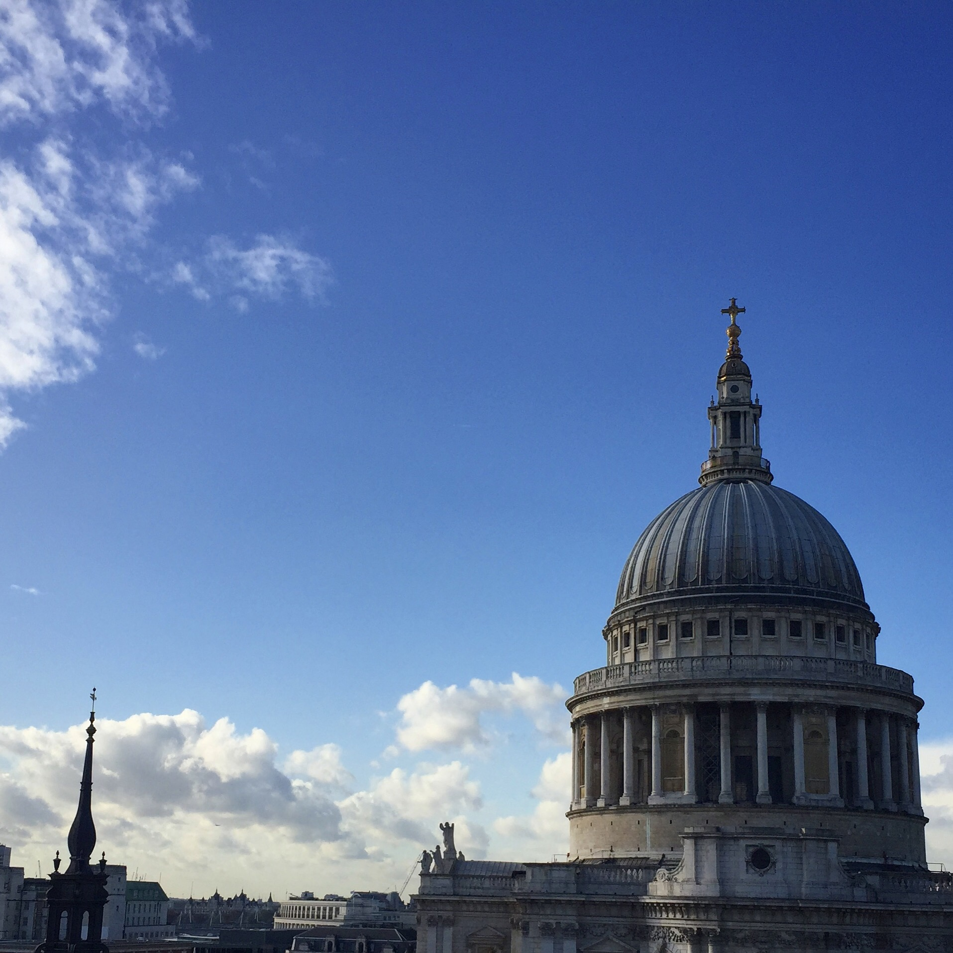 St Pauls Cathedral || Traveling Honeybird