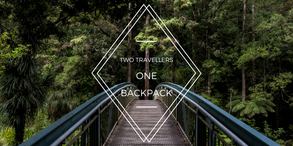 Two Travellers One Backpack