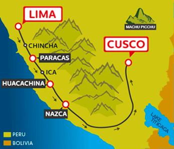 Peru Hop Cusco Trip