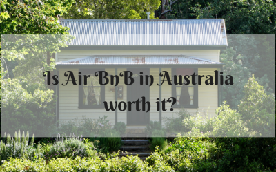 Is Air BnB in Australia worth it?