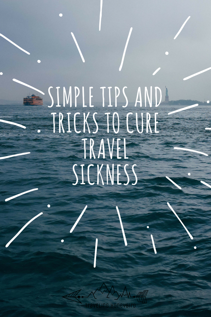 Travel sickness cures from Traveling Honeybird