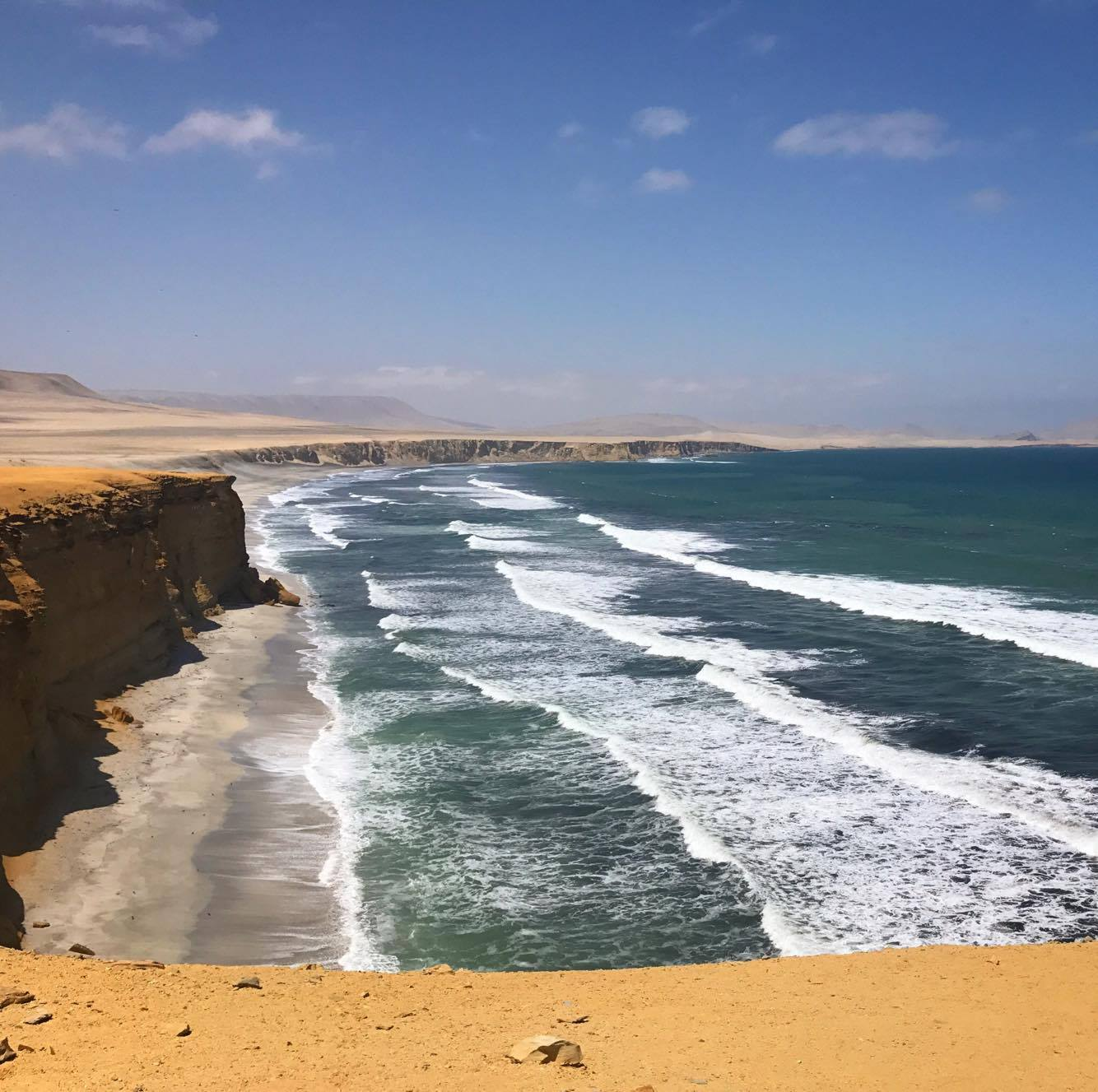 Paracas National Park TravelingHoneybird