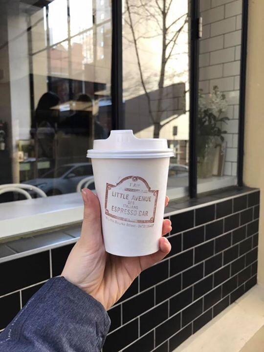 Coffee Melbourne Traveling Honeybird