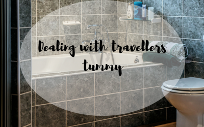 Dealing with travellers tummy