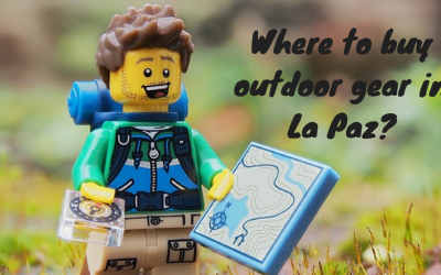 Where to buy outdoor gear in La Paz?