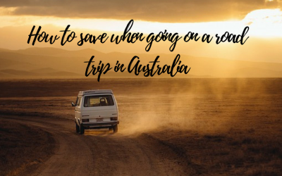 How to save when going on a road trip in Australia
