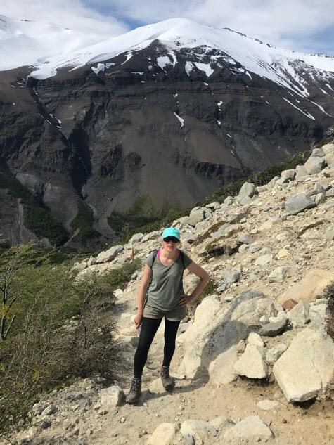 Having your period can feel like climbing a mountain