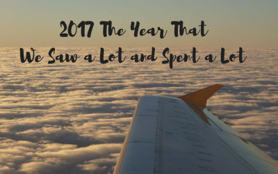 2017 The Year That We Saw a Lot and Spent a Lot
