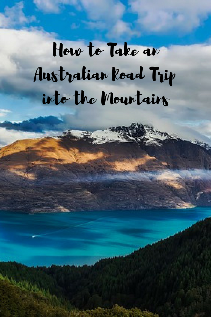 How to Take an Australian Road Trip into the Mountains #Australia #explore #roadtrip
