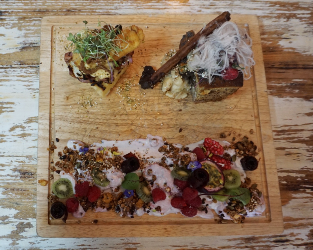The most amazing brunch board in all of Swan Hill