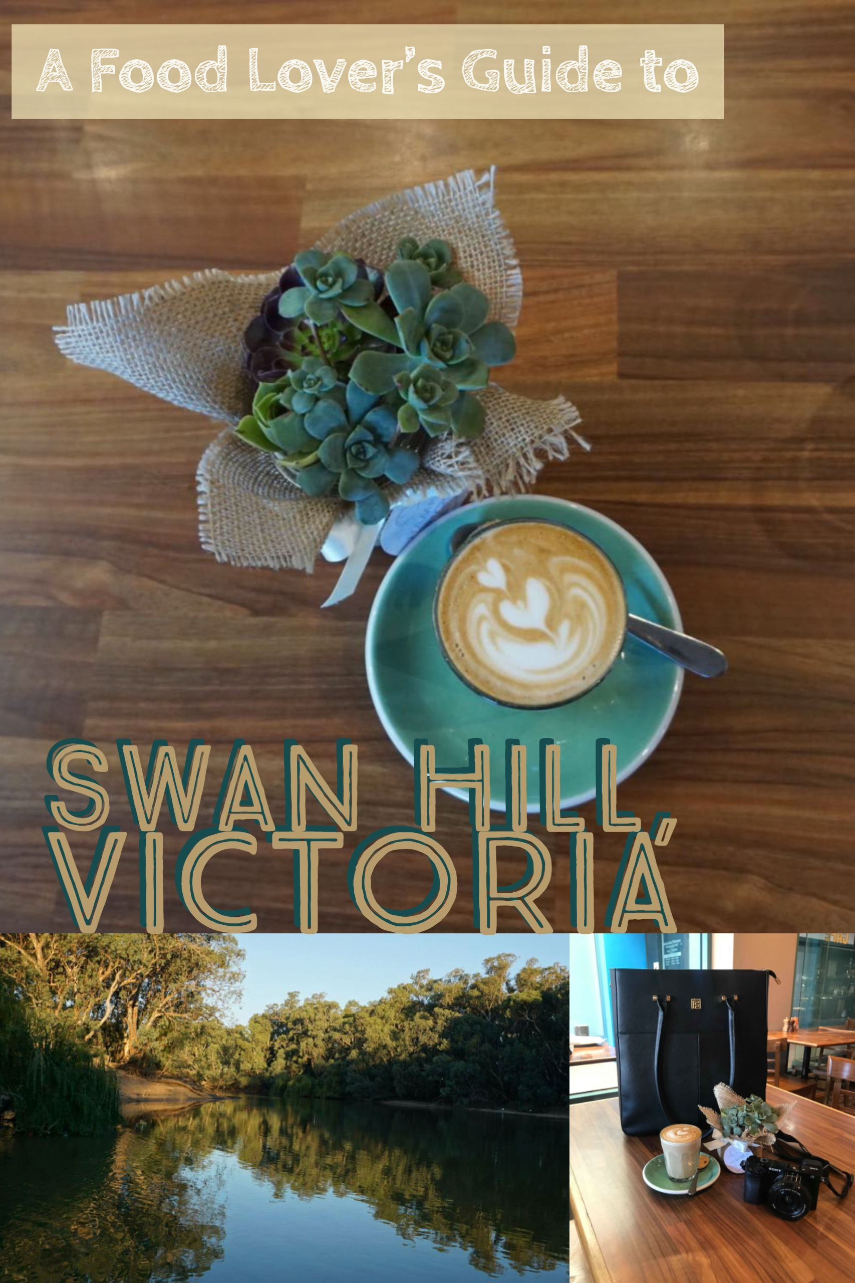 A Food Lover's Guide to Swan Hill Victoria