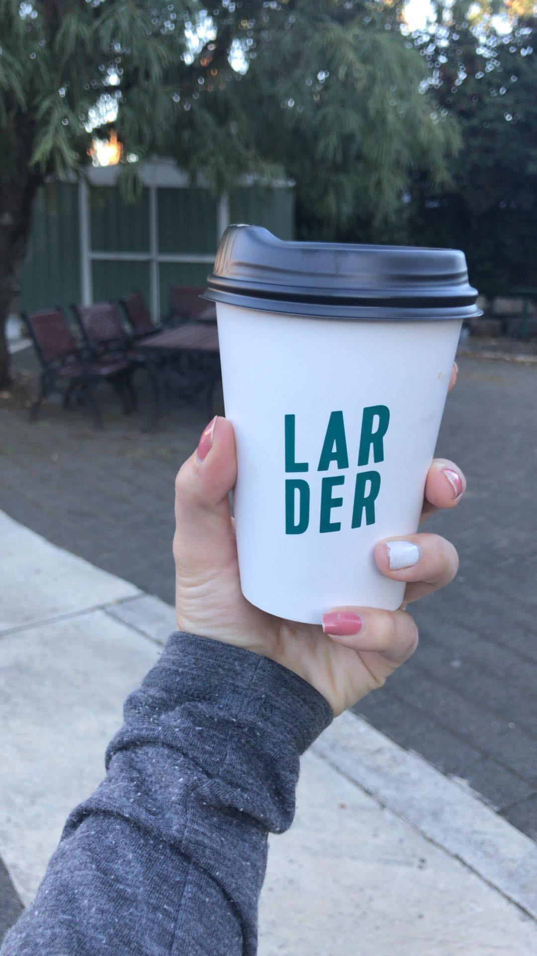 Larder coffee
