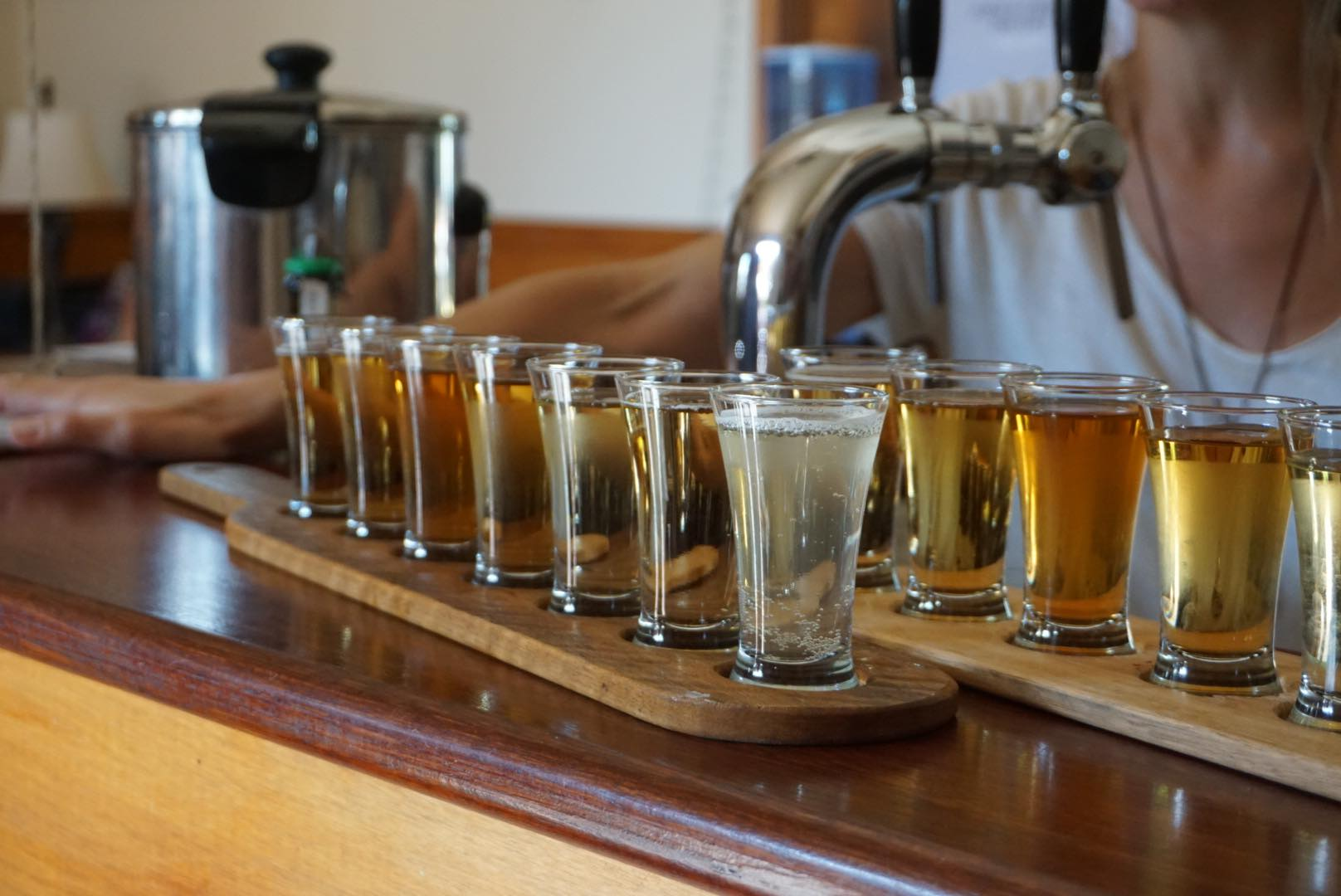 Delicious cider from Daylesford Cider Co