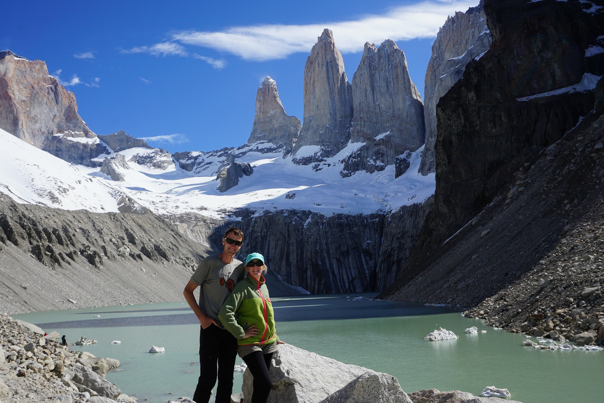 Torres Del Paine hike is beyond amazing