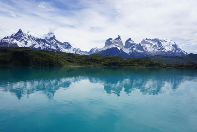 Torres Del Paine is simply stunning