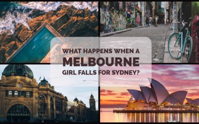 What Happens When a Melbourne Girl Falls for Sydney?