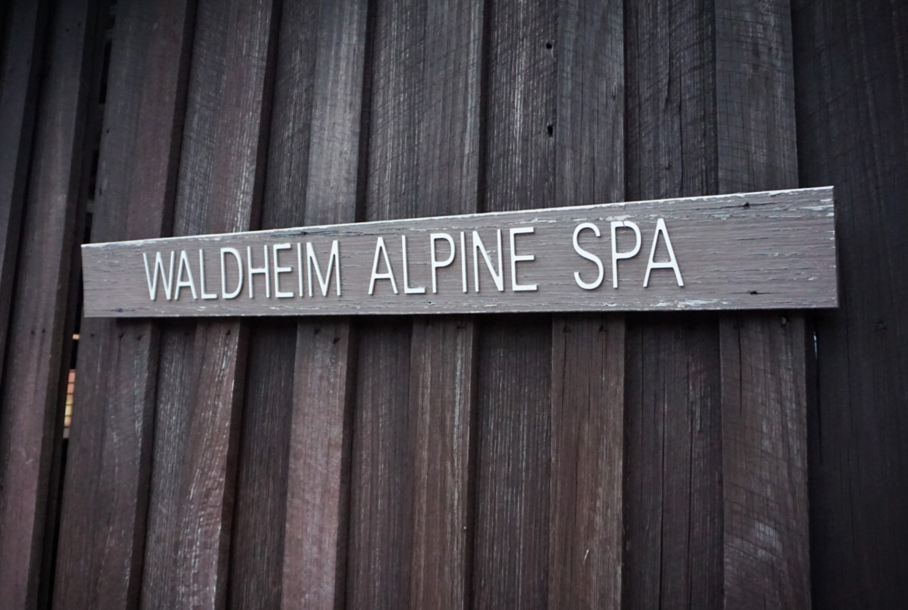 Waldheim Alpine Spa welcomes you