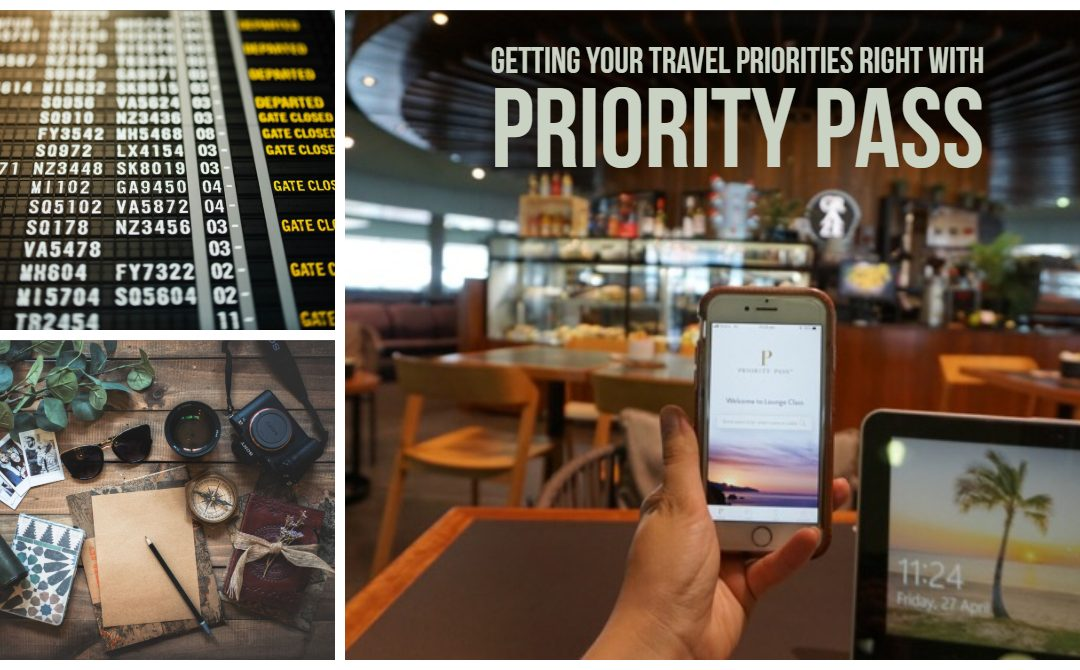 Getting Your Travel Priorities Right with Priority Pass