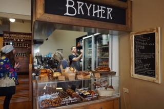Brunch at Bryher